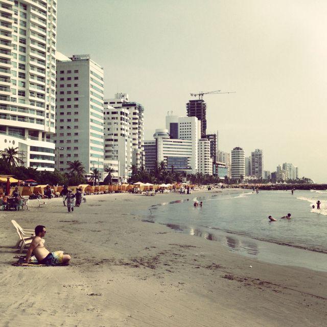 Strand Bocagrande