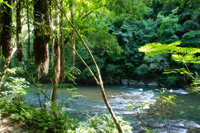 Rio Claro Puerto Trinufo