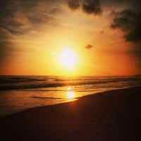 Sonnenaufgang Palomino