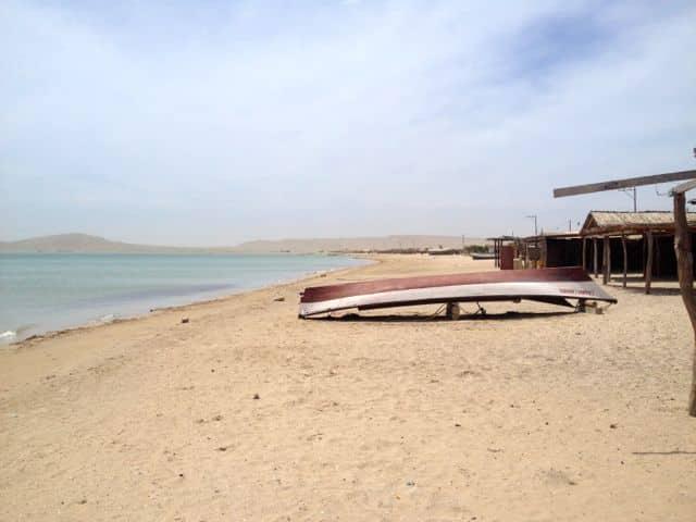 Muy al norte: La Guajira und Punta Gallinas