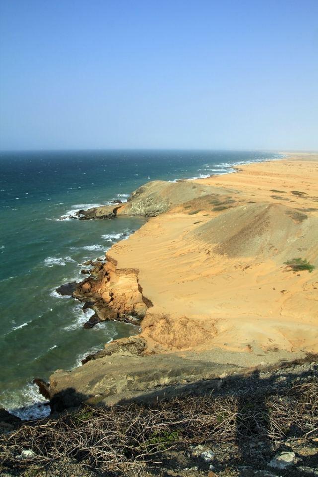 Punta Gallinas La Guajira