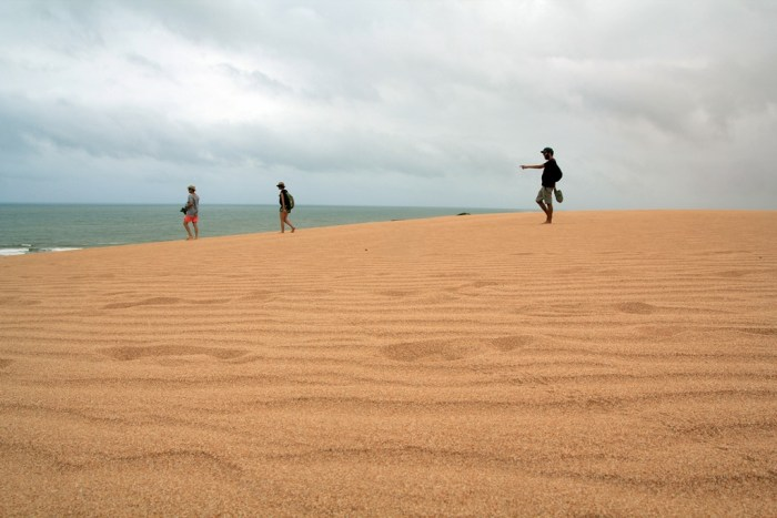 Punta Gallina La Guajira