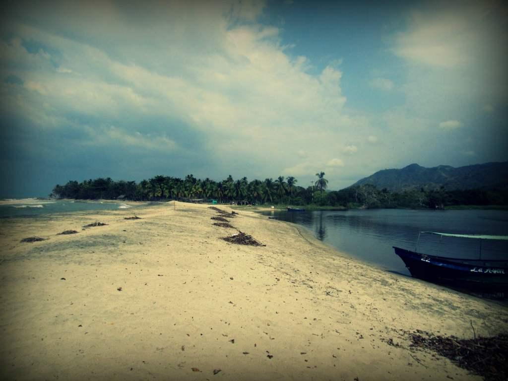 Buritaca – Wo sich Fluss und Meer kreuzen