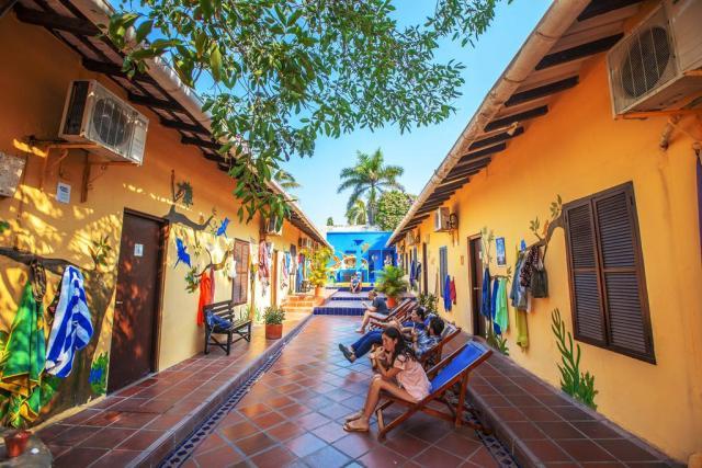 El Viajero Hostel Cartagena