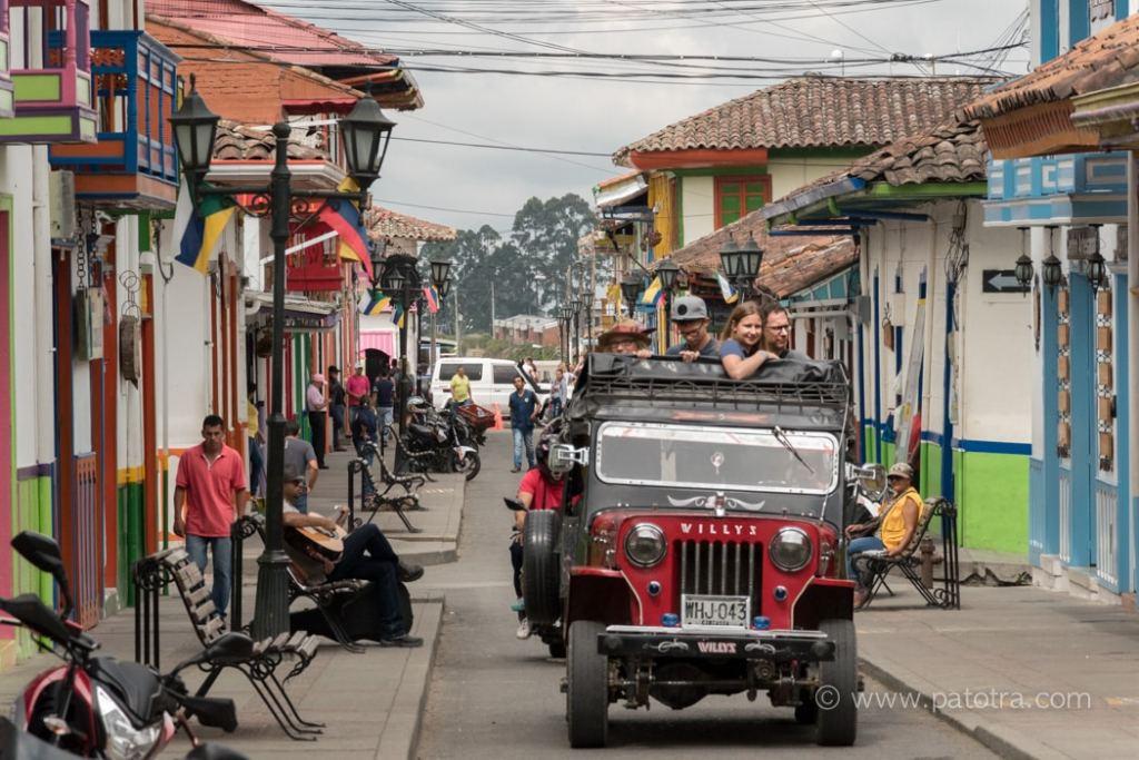 Un viaje por Colombia con niños