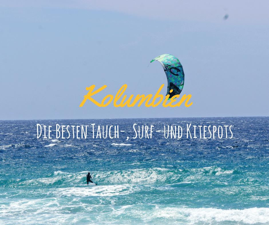 Die Besten Tauch-, Surf- und Kitespots