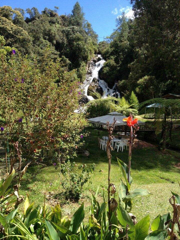 17 Der Schönsten Wasserfälle in Kolumbien