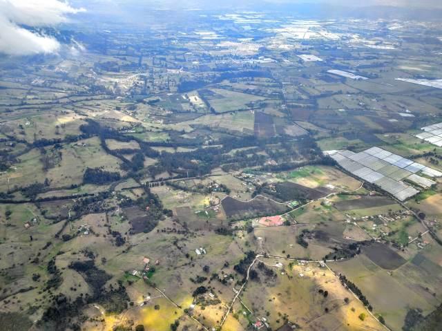 Billige Inlands- und Aauslandsflüge Kolumbien