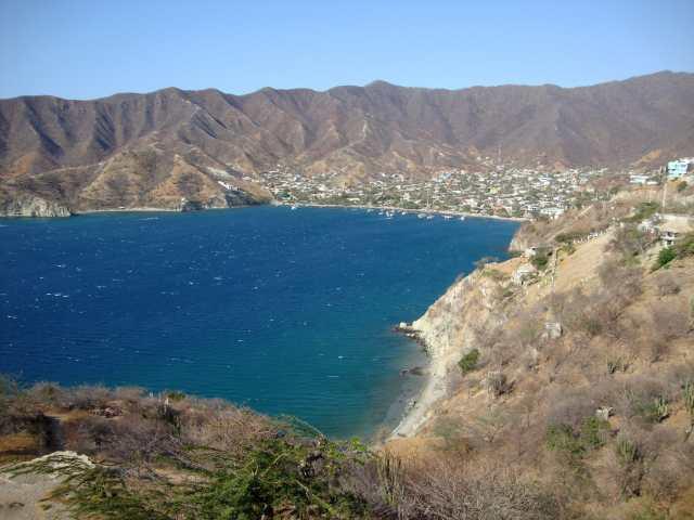 Bucht Taganga
