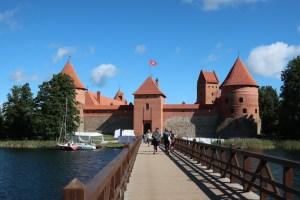 バルト三国旅行記Vol.2 リトアニア トラカス城