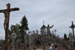 バルト三国旅行記Vol.4 リトアニア シャウレイ 十字架の丘