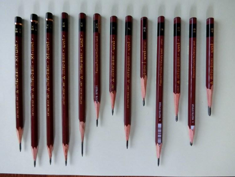 三菱ユニ鉛筆
