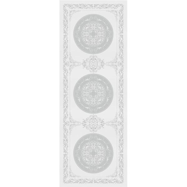 ガルニエ・ティエボー コンテス ホワイト テーブルランナー