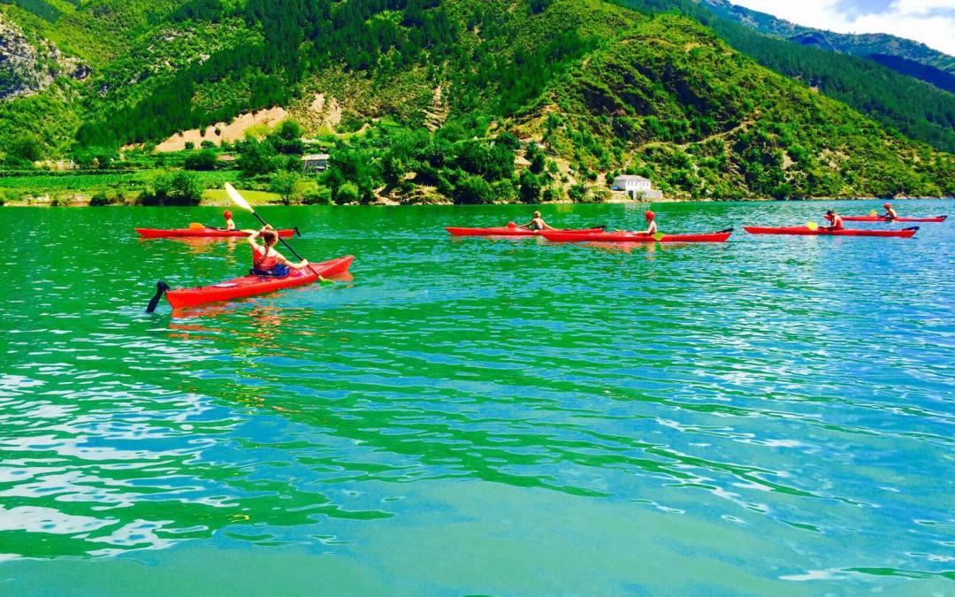 Ture me kayake