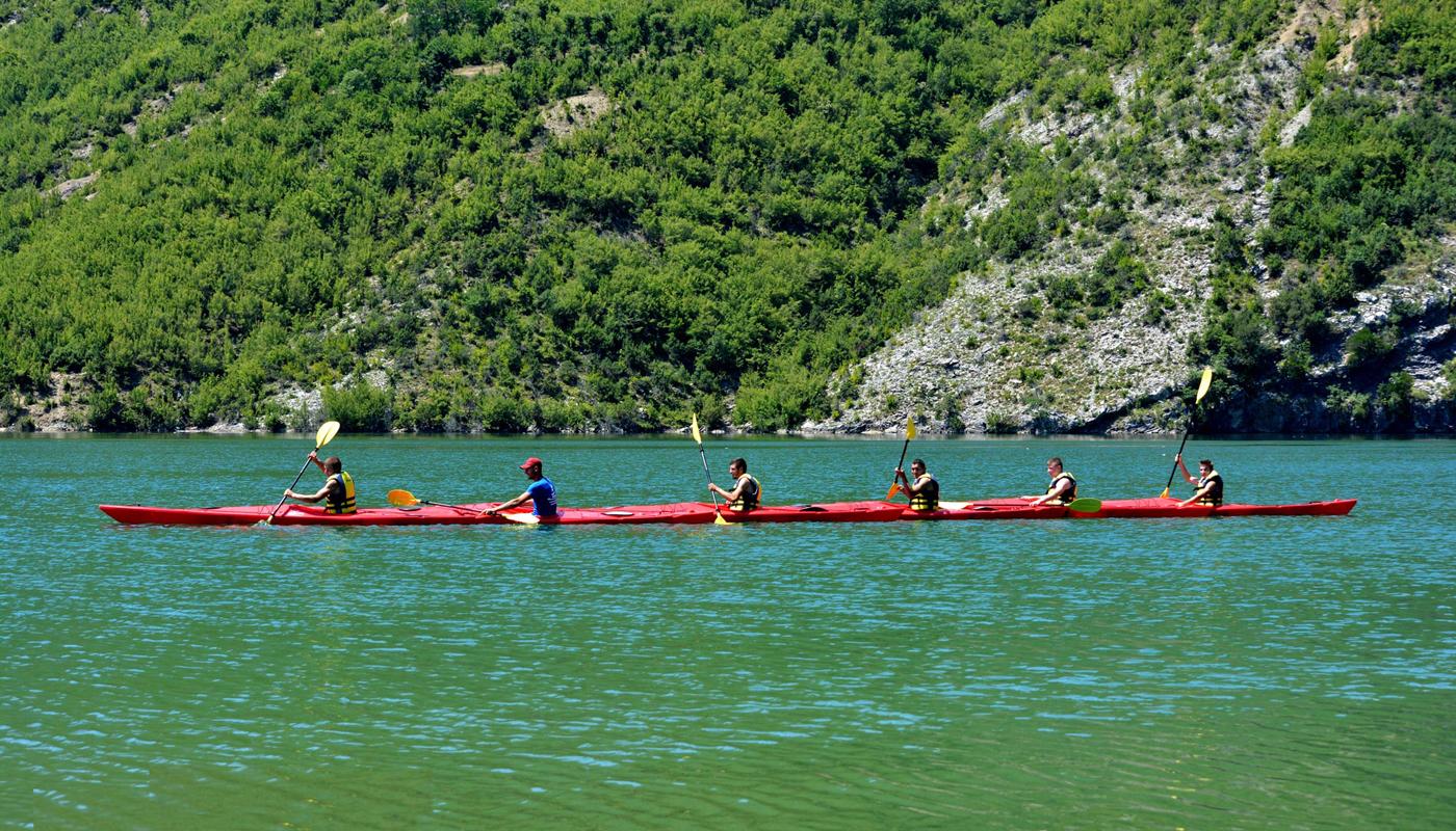 Komani Lake Tours