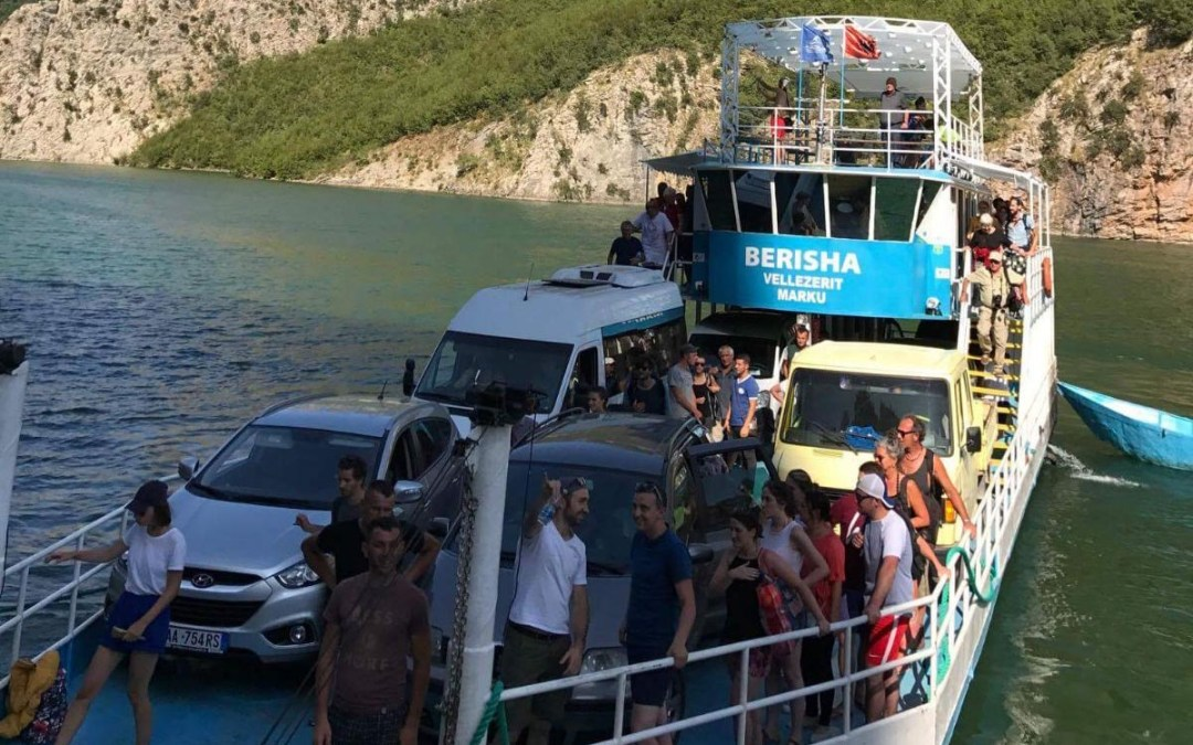 About Ferry Berisha and Boat Dragobia