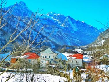 Valbona Valley in Winter (11)