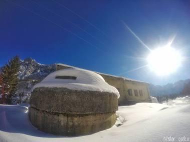 Valbona Valley in Winter (2)