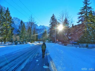 Valbona Valley in Winter (3)