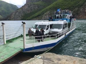 komani lake ferry berisha