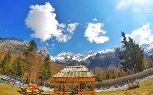 Tour in Valbona Valley 75 Euro per person