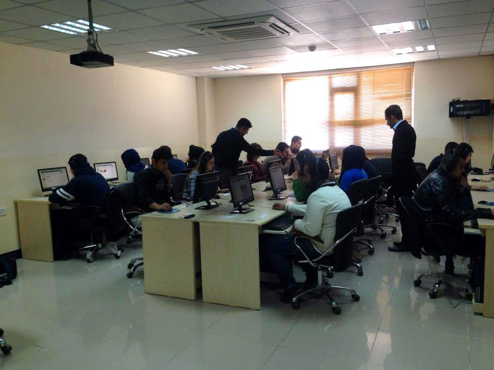 Oxford Online Placement Test in Komar Institute - Komar