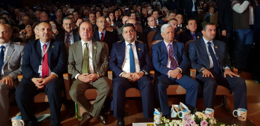KUST president participated in the Golden Jubilee Celebration of the University of Sulaimani