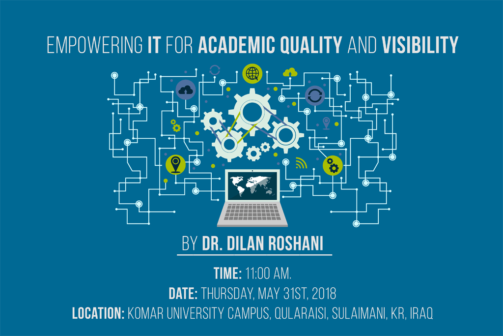 Empowering IT for Academic Quality and Visibility-2