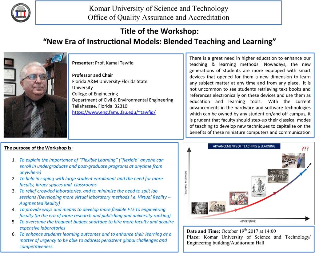 New Era of Instructional Models (1)