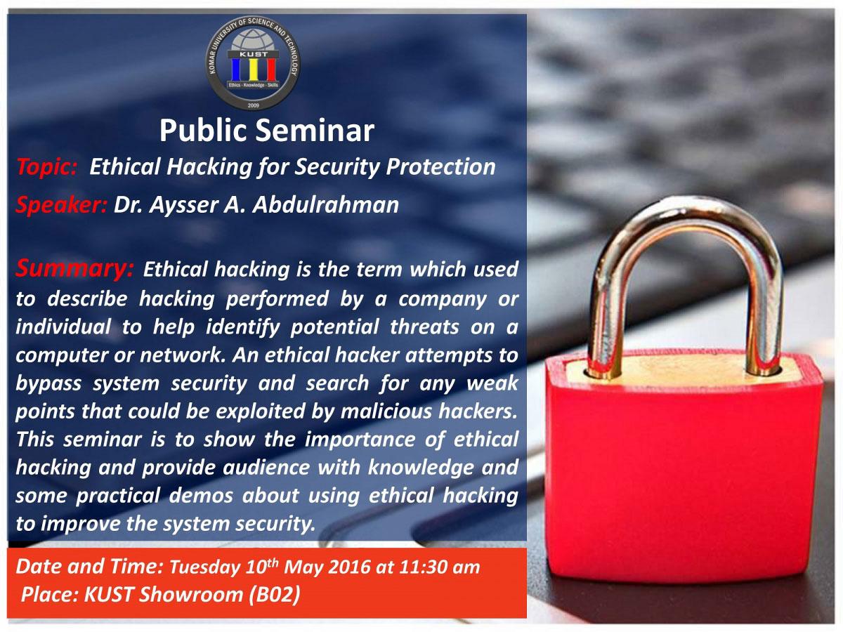 Public Seminar_Anouncement Design_External ethical