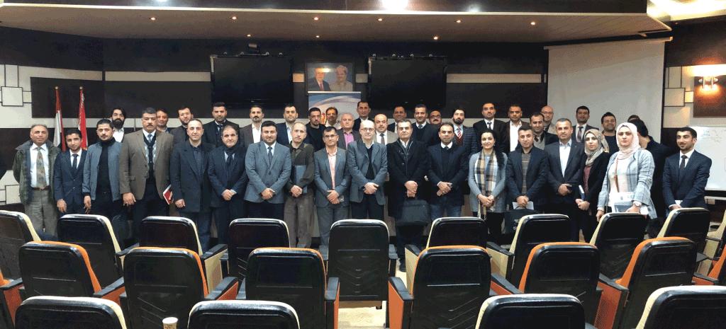 جامعة الكومار تشارك في  NUR2019