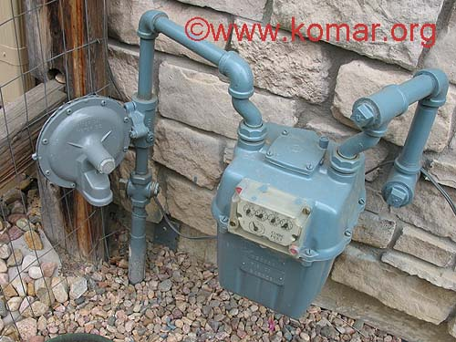 Misc. Natural Gas Comments/pictures For Converting LP->NG