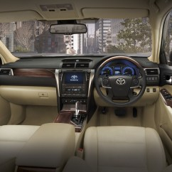 All New Camry Thailand Otr Grand Avanza Toyota Launched And Introduced Its Latest Presenter I Lineup Hybird 16 Cmyk E Exterior 10 F Interior 11 Bangkok Motor