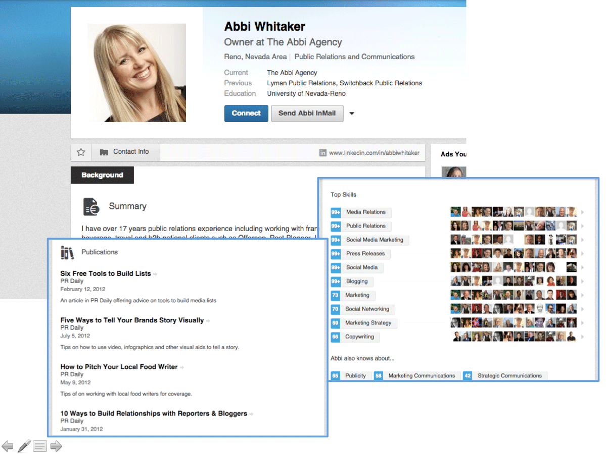 10 Examples Of Highly Impactful LinkedIn Profiles