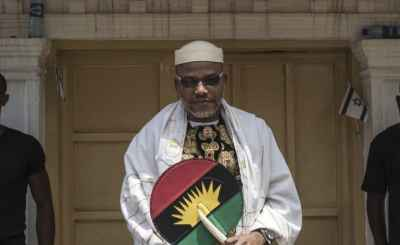 Nnamdi Kanu to meet UN Officials on Tuesday