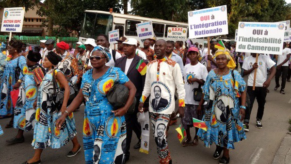 Cameroon Ambazonia Anglophone Francophone Secession