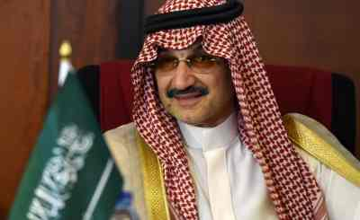 Saudi Arabia Arrests 11 Princes, Including Billionaire Alwaleed Bin Talal