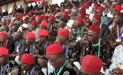 The Genealogy Of Igbo People