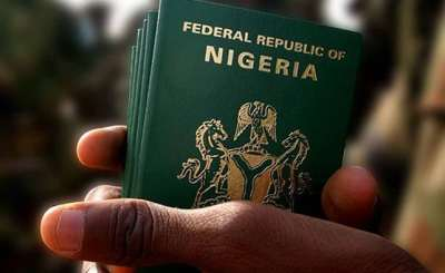 Nigeria Passports Now To have 10 Years Validity