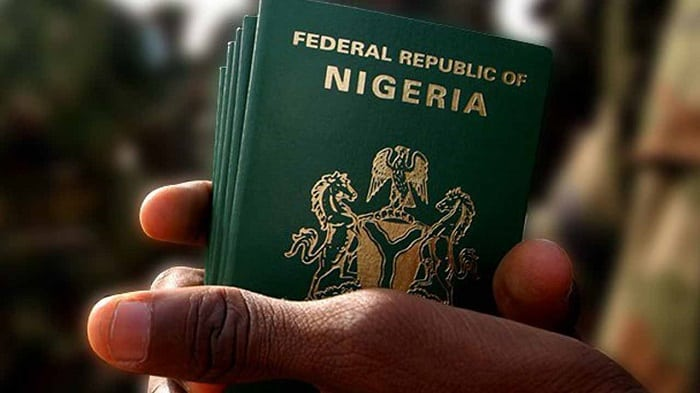 Nigeria passports