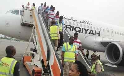 Returnees from Libya