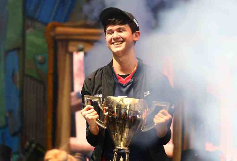 A Teen Just Made $3 Million Playing Fortnite