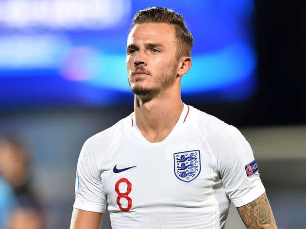Man Utd Eyeing £80m James Maddison Deal After Superb Start to the Season With Leicester