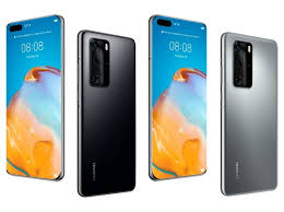 Huawei P40, P40 Pro And P40 Pro Plus Smartphones 50MP Camera