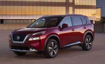 2021 Nissan Rogue Introduced With New Look