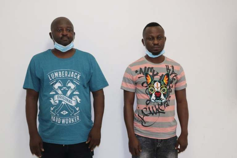 Nigerian INTERPOL Nabs 2 For Defrauding German Company Of €14.7 Million