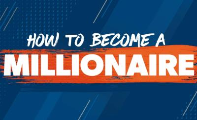 6 Ways To Become A Millionaire