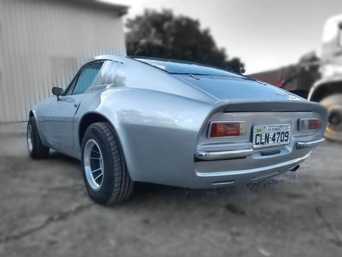 Puma GT 1976 fully restored to factory new condition
