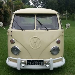 VW Bus T1 Pick up #K19.038