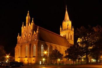 """Frank Meinel """" Konzertkirche Neubrandenburg"""""""